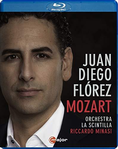 Juan Diego Flórez Sings Mozart [München, 2018] [Blu-Ray]