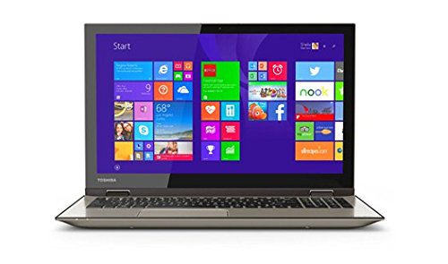 Toshiba S55T-C5216S Satellite Core I7 5500U 3.0GHZ/12GB/ 1TB/ 15.6 FHD/ BLU-Ray/ NVIDIA 2GB/ BT/ Touch /Win 8.1, Aluminio