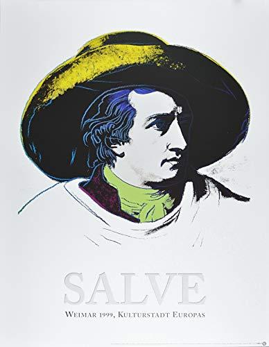Andy Warhol Goethe - Salve Poster Kunstdruck