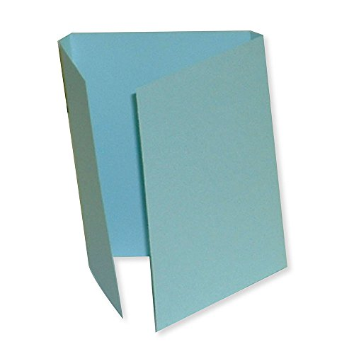 PDC Healthcare F3BB File Folder, Double Fold for Prescriptions Cardboard, 5-1/2