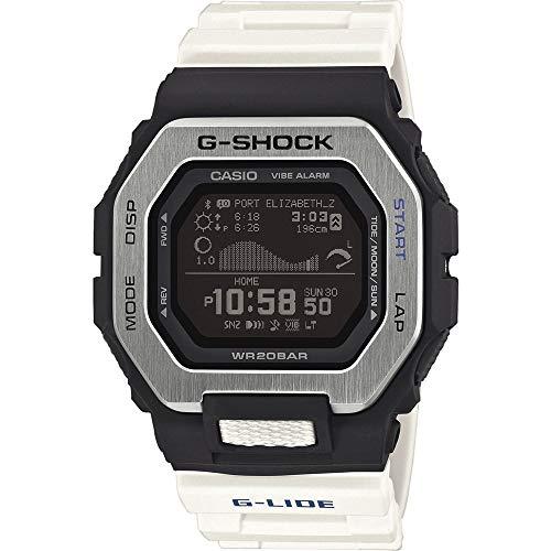 Casio G-Shock Digital Surfer-Uhr Schwarz/Weiß G-Lide GBX-100-7ER