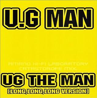 U.G THE MAN [12 inch Analog]