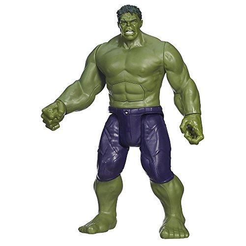 Marvel Avengers Titan Hero Tech Hulk Figure