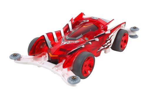 Mini 4WD Limited Edition - Slash Reaper Clear Red Special (AR Chassis)