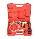Engine Cooling System Vacuum Purge & Refill Kit Set Universal Pro Tools