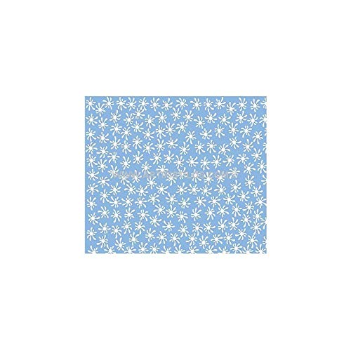 Artipistilos® Goma Eva Estampada - 50 Cms X 33 Cms. X 2 Mm, Azul/blanco - Planchas De Goma Eva/foami