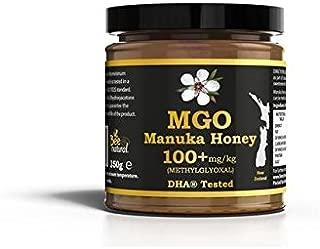 MGO Manuka Honey 100+mg/kg Methylglyoxal - 250g (0.55lbs)