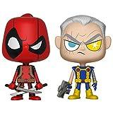 Figuras Vynl Marvel Deadpool & Cable