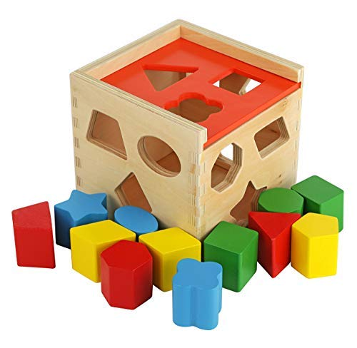 Colorful Shape Cube Sorting...