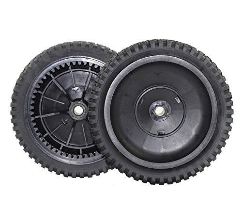 Antanker Replacement Craftsman 180767 Front Drive Wheel For AYP/Sears/Craftsman/Jonesred/Poulon 532180767 Mower Wheel 2 Pack