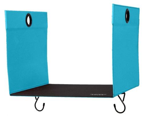 "Five Star Locker Accessories, Locker Shelf Extender, Holds up to 100 Lbs. Fits 12"" Width Lockers, Teal (72894)"