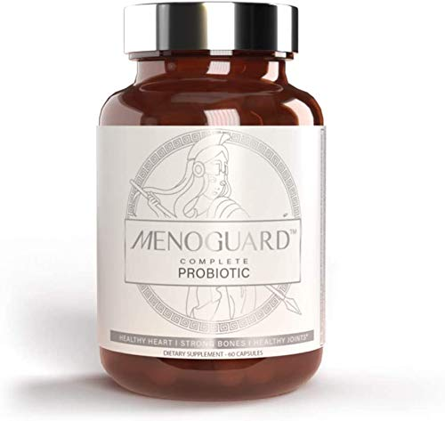 MenoLabs - MenoGuard Dietary Supplement for Natural Menopause Relief & Immune System Support That Helps Symptoms Including Hot Flashes, Low Metabolism, Gut Health & More