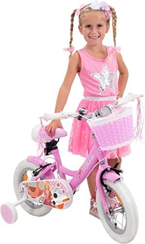Actionbikes Kinderfahrrad Princess - 12...
