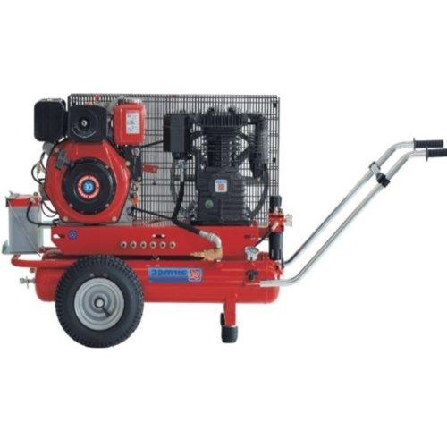 Speroni - motocompressore aria TTD 3460/610 Airmec 610 lt/min professionale compressore con motore a scoppio