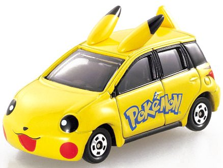Tomica No.103 Pokemon(pikachu) voiture