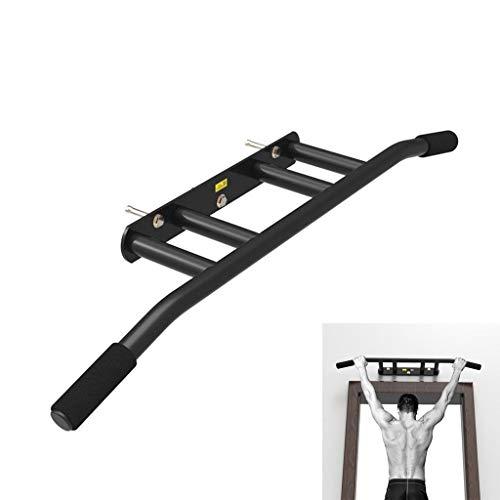 Kays Verstellbare Klimmzugstange Pull Up Bar Zu Pull Up Sit Up Multifunktions-Pull-up-Trainer Heavy Duty Fitness-Übungs-Bar Home Fitness Powerbar Stärke Body Sculpture