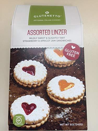 Gluten Free Assorted Linzer 6pk of 5 oz