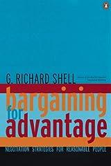 Bargaining for Advantage (Penguin Business Library) Paperback