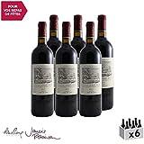 Château Duhart-Milon Rouge 2011 - Appellation AOC Pauillac - Vin Rouge de Bordeaux - Cépages Cabernet Sauvignon, Merlot - Lot de 6x75cl - 14.5/20 Jancis Robinson