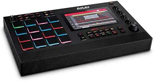 KAI Professional MPC Live II Battery Powered Drum Machine and Sampler With Built in Speakers product image