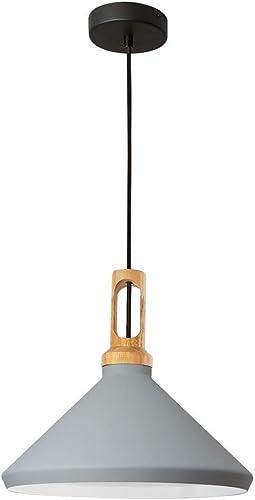 Nordic pendentif lumière Minimaliste Moderne Lustre Plafonniers Facile Installer Métal E27 Base Plafond Abat-Jour Restaurant Lumières Salle à Manger Home éclairage Couleur Verte