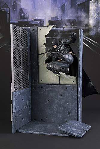 Kotobukiya KotSV128 - DC Comics Batman Arkham ArtFX Serie Knight - Escala 1/10 Diorama 25 cm