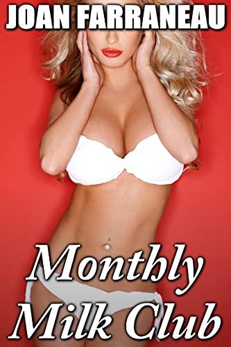 Monthly Milk Club: A Hucow Fantasy (English Edition)