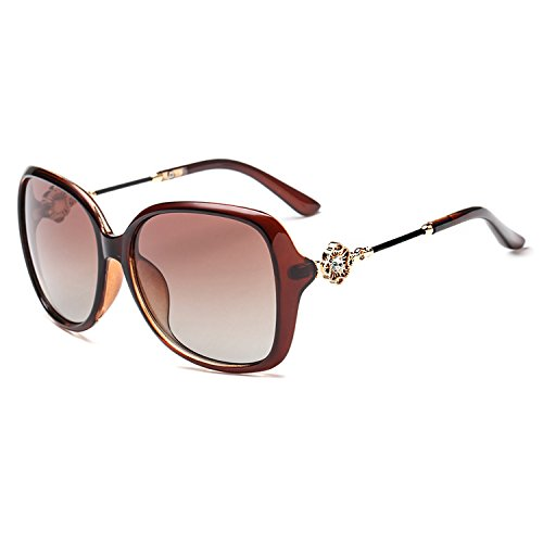 HALORI Polarized Overglasses, Gafas de Montura Grande, Gafas de Sol graduadas recetadas...