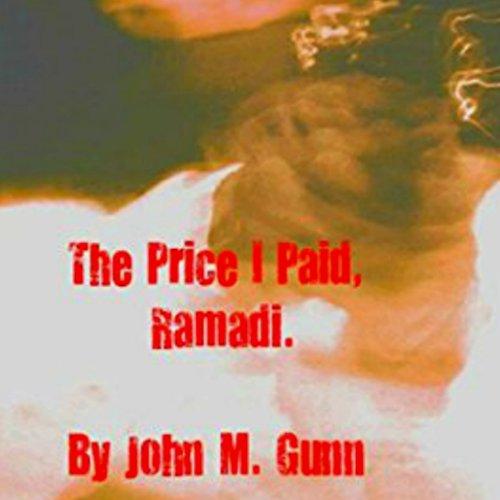 The Price I Paid, Ramadi audiobook cover art