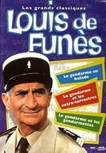 Les Grands Classiques Louis de Funes - Boxset (No English Subtiltes)