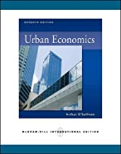 Best urban economics o sullivan 7th edition Reviews