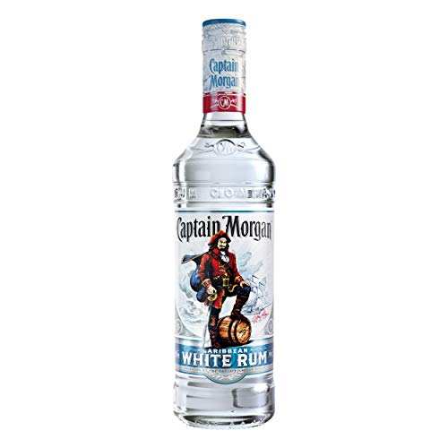 Captain Morgan White Rum, (1 x 0,7 l)