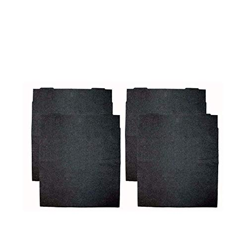 4 Replacement Carbon Pre-Filters Compatible with Whirlpool 8171434K Air Purifiers AP350 AP450 AP510