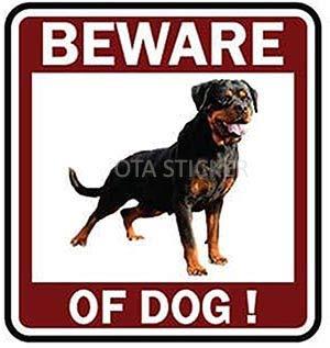 OTA STICKER Warnschild mit Aufschrift