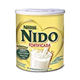 NESTLE NIDO Fortificada Dry Milk 56.3 Ounce Canister
