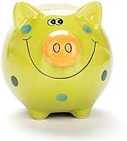 セラミック貯金箱クラウンプリンセス豚貯金箱コインジャー