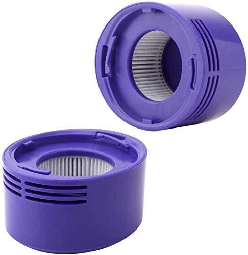 DONGYAO 4 cepillos laterales para aspiradora Philips FC8710