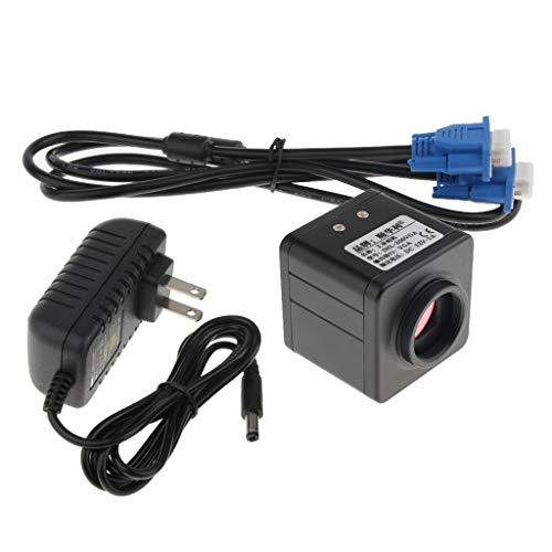 Baosity 2.0MP 1/2.7 Inch Industrial Microscope Camera Video VGA AV DC Output