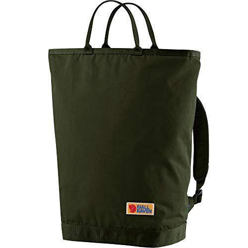 Fjallraven Vardag Totepack Backpack, Unisex Adulto, Deep Forest, Talla única