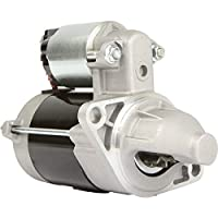 DB Electrical SND0723 Starter For Kubota RTV500 ATV UTV with Kubota GZD460 Engine /EG673-63013/428000-6681/12 Volt, CW