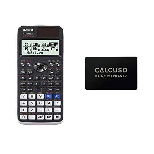 Casio FX-991DE X + Erweiterte Garantie