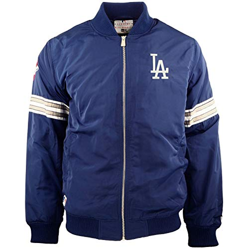 New Era - MLB Los Angeles Dodgers Bomber Jacke - blue Size XS