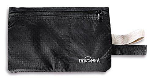 Tatonka Geldaufbewahrung Flip In Pocket, black, 12,5 x 19 x 1 cm