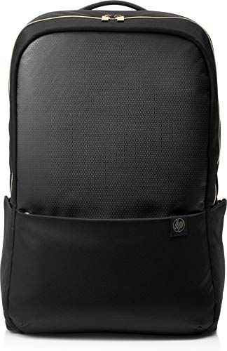 HP Pavilion Accent (4QF96AA) Rucksack (15,6 Zoll) schwarz / gold