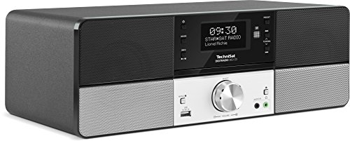 TechniSat DIGITRADIO 360 CD – DAB+ & UKW Radio – Digitalradio (mit Stereo Lautsprechern,...