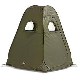 Lucx® Tente Pop Up Tente de pêche/Tente de Camping 200 x 150 x 150 cm prête à l'emploi