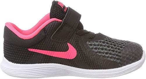 Nike Unisex Baby Revolution 4 (TDV) Hausschuhe, Navy, 21 EU