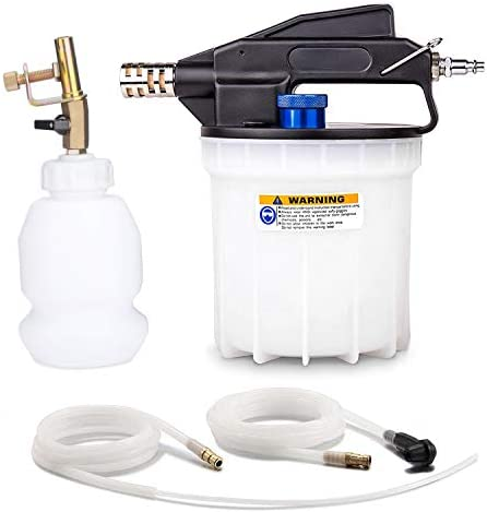 Abilly Vacuum Brake Bleeder Air Brake Bleeder Kit with 2L Brake Fluid Extractor and 1L Refilling product image
