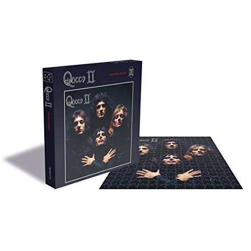 Queen II (1000 Piece Jigsaw Puzzle)