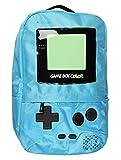 Nintendo Game Boy Backpack Teal Computer Laptop Bag